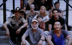 The Walking Dead...LOVE this show!!
