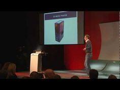 The world's smallest 3D printer: Klaus Stadlmann at TEDxVienna - YouTube