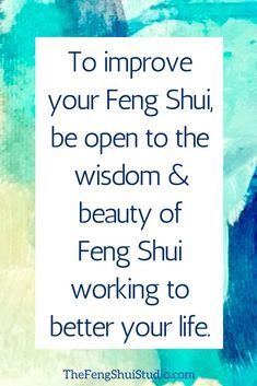 Feng Shui Results - The Feng Shui Studio Feng Shui Basics, Feng Shui Principles, Feng Shui Tips, Feng Shui Landscape, Feng Shui Studio, Feng Shui Office, Feng Shui Bathroom, Feng Shui Energy, Good Energy