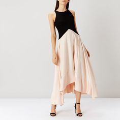 LEA SOFT MAXI DRESS