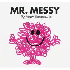 Children's Bedroom: mr messy book