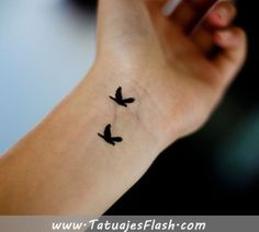 tatuajes antebrazo aves - Buscar con Google