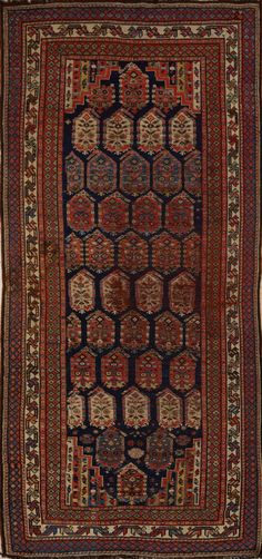 Matt Camron Rugs & Tapestries Antique Persian Kurdish Rug