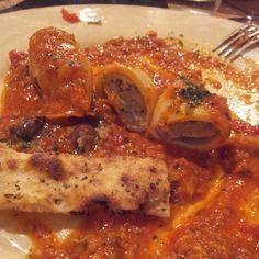 My #dinner ... #seppieripiene #food #WhatsHappeningCate
