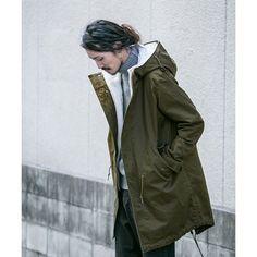 メンズコート(3WAYモッズコート) | アーバンリサーチ メンズ(URBAN RESEARCH) | ファッション通販 マルイウェブチャネル[TO909-026-21-01]