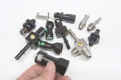 This collection of AN adapters may look a bit strange, but each one has a specific purpose that can save you time, hassle, and money while making your next engine swap just a little bit easier.