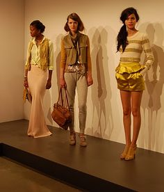 J.Crew Spring 2011 PREVIEW!