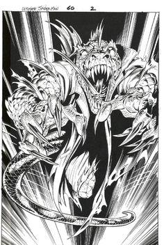 BENDIS! - Ultimate Spider-Man #60 p.2 by Mark Bagley , inks...