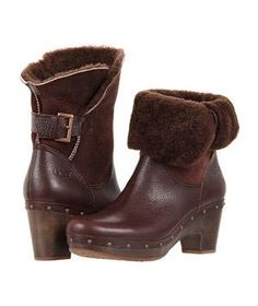 Ugg Amoret Java Leather