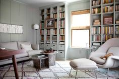 10 best IKEA Billy Bookcase Hacks that'll make your jaw drop! Find out how people are getting the perfect storage on a budget (using an Ikea Billy bookcase) Bookcase With Glass Doors, Built In Bookcase, Bookshelves, Ikea Billy Hack, Ikea Billy Bookcase Hack, Billy Bookcases, Ikea Shelves, Billy Regal, Sweet Home