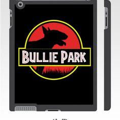 Bullie Park Bull Terrier iPad 2 iPad 3 Case Black