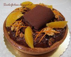 Crostata Brownies Siula Golosa Luca Montersino