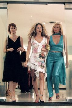 Samantha Jones's 48 best outfits ever on Sex and the City: