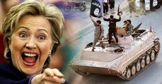 WIKILEAKS HILLARY MICRO MANAGED ISIS More evidence Clinton created and still runs ISIS