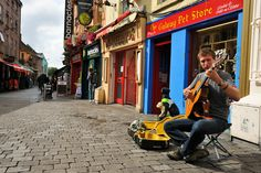 Exploring Western Ireland -- beautiful images