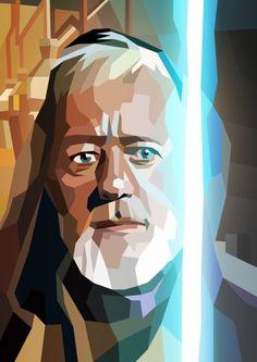 Obi-Wan - Liam Brazier