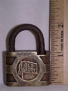 omg, vintage padlocks