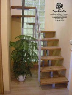 escaleras interiores pequeñas - Buscar con Google