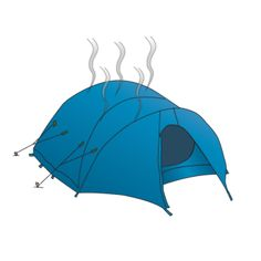 How to remove musty smell from tents.