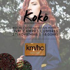 Visita a Karla Mah y a muchos más. #KokoEdm14 #moda #diseño #marketing #emprendimiento