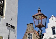 Goedereede voorzien van nieuwe straatverlichting met LED - Klassieke duurzame koperen buitenverlichting, straatverlichting en tuinverlichting