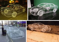 Guerilla Marketing With A Hemi: Wild Campaigns With Cars