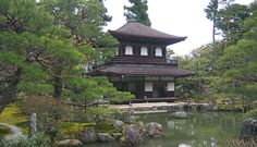 Kyoto Outing #1: Stop (4) Ginkakuji (Silver Pavilion) - on the Philosopher's Walk - Eat lunch at the Omen Noodle Restaurant nearby