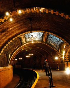 Old City Hall Station in New York, NY