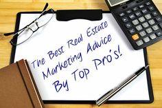 Top Real Estate Marketing Advice