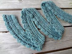 Fiber Flux...Adventures in Stitching: Free Crochet Pattern...Ocean Air Scarf