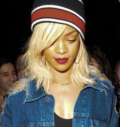 Rihannas undercover style