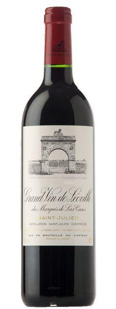Château Léoville Las Cases St.-Julien 2011 Wine Spectator Top100 Wines 2014 Award #10