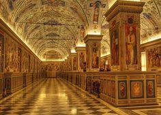 Kako izgleda Vatikanski muzej bez mnoštva turista? (FOTO) - B92.net
