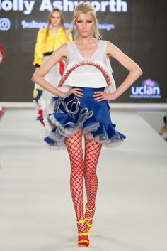 University Of Central Lancashire Spring/Summer 2017 Ready-To-Wear Collection   British Vogue