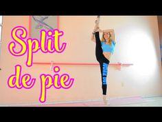 TUTORIAL GIRO DE JAZZ PIROUETTE / Perfecta de Pies a Cabeza (Dani Zilli) - YouTube