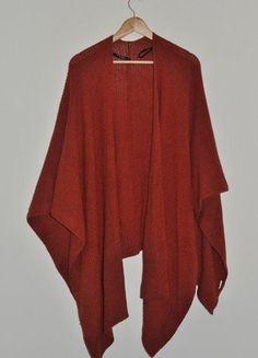 Kup mój przedmiot na #vintedpl http://www.vinted.pl/damska-odziez/peleryny-narzutki/15333080-czerwona-narzuta-hm-cena-z-przesylka