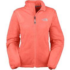 The North Face Osito Fleece Jacket - Miami Orange