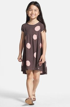 Tucker + Tate 'Emmaline' Dress (Toddler Girls, Little Girls & Big Girls) available at #Nordstrom
