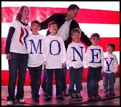 Big loser Mitt Romney calls Donald Trump a fraud (full video + text)
