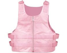 Pink Bullet Proof Vest for a bad girl!  Am pretty sure i NEED this!