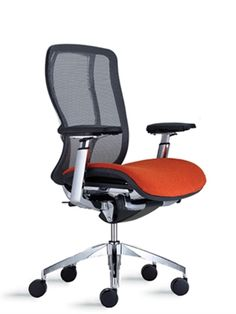 9 To 5 Vesta Mesh Executive Chair Bocaofficefurniture