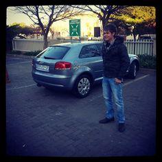 My favourite Audi, mine ofcourse A3 FSI