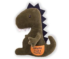 I love this one! Dino pillow
