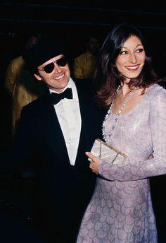 Photos: Anjelica Huston and Jack Nicholson Through the Years
