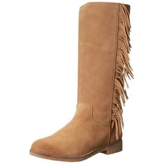 Lucky Brand Womens Grayer Leather Almond Toe Mid-Calf Fashion Boots (48,920 KRW) ❤ liked on Polyvore featuring shoes, boots, brown, block-heel ankle boots, mid calf leather boots, brown wedge boots, short brown boots and moccasin boots