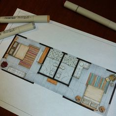 "443 Likes, 40 Comments - Maria Coelho (@mariacoelho13) on Instagram: ""Interior design! #sketch #papodearquiteto #arqsketch #arquitetura #arquiteturaeconstrucao…"""