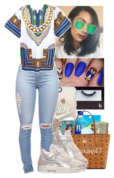"""⚪️"" by jasmine1164 ❤ liked on Polyvore featuring BBrowBar, Casetify, Retrò, Wildfox and INC International Concepts"