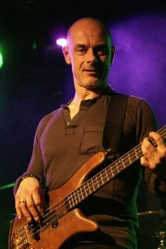 Steve Kinch is an English bass player and musician. He is the current bass guitar player for Manfred Mann's Earth Band. He joined the band as a permanent member in 1991, having previously appeared as a session player on the Criminal Tango album in 1986. He has so far featured on the live album Mann Alive, and the studio albums Soft Vengeance and 2006.  He has previously been a member of the Hazel O'Connor band between 1980 and 1982, and the Jim Capaldi band for a short period in 1984.