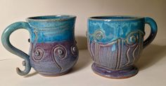 Pair of Mugs, Coffee Mugs