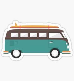 Sticker Transparent, Balance Board, Vw Volkswagen, Diy Stickers, New Wallpaper, Sticker Design, Funny Animals, Surfing, Scrapbook